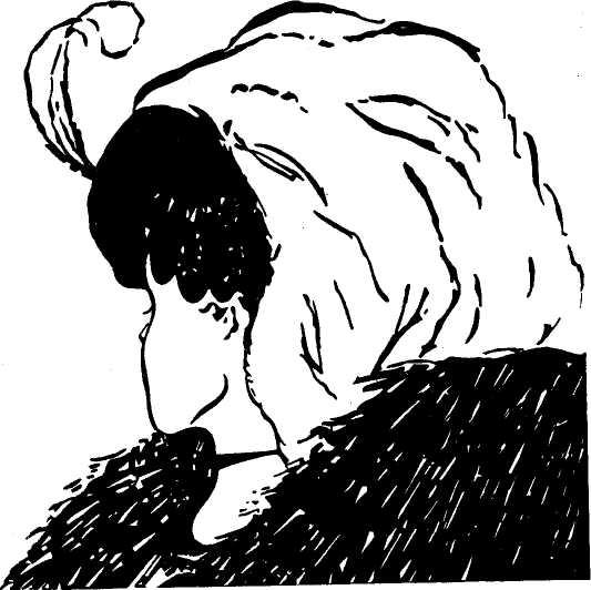 Психологический тест: девушкаили старушка