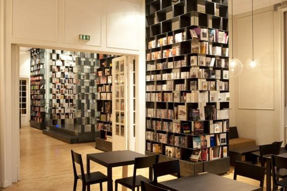 Вертикальная библиотека